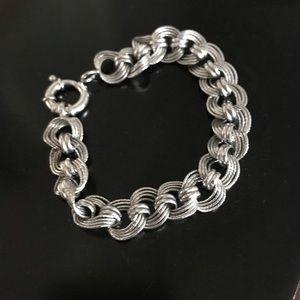 Vicenza Silver bracelet